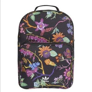 New! Adidas Poisonous Garden Classic Backpack